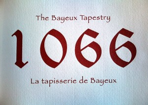 1066 Book Arts Bayeux