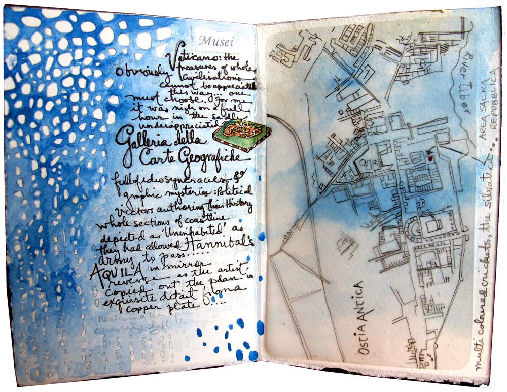 Artist Book Rome Proceno