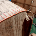 Family Bible Leather Binding Repair