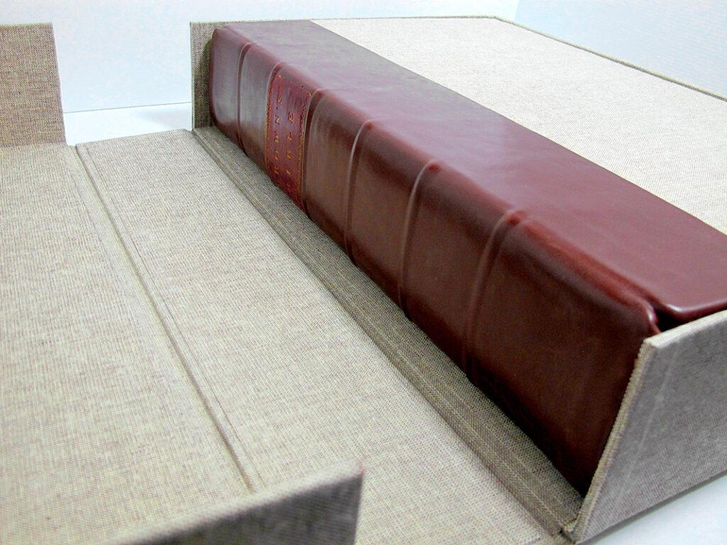 Bespoke Archive Case Box