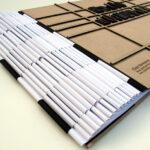 Hand bound portfolio