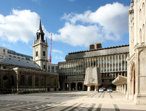 Guildhall Library, City of London