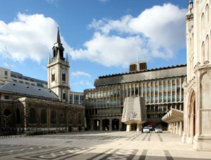 Guildhall Yard London