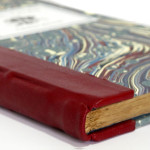 Fine leather binding