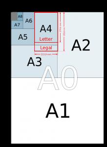 Int'l Paper Sizes