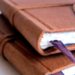 Bespoke leather binding