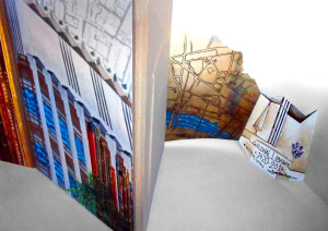 Book arts exhibition London