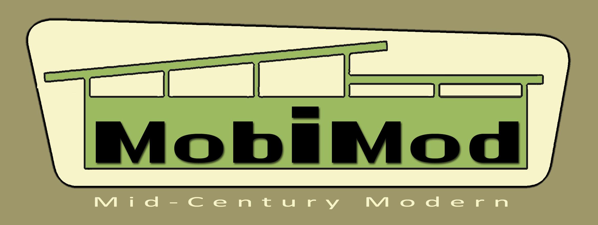 Mobi-Mod vintage graphic logo