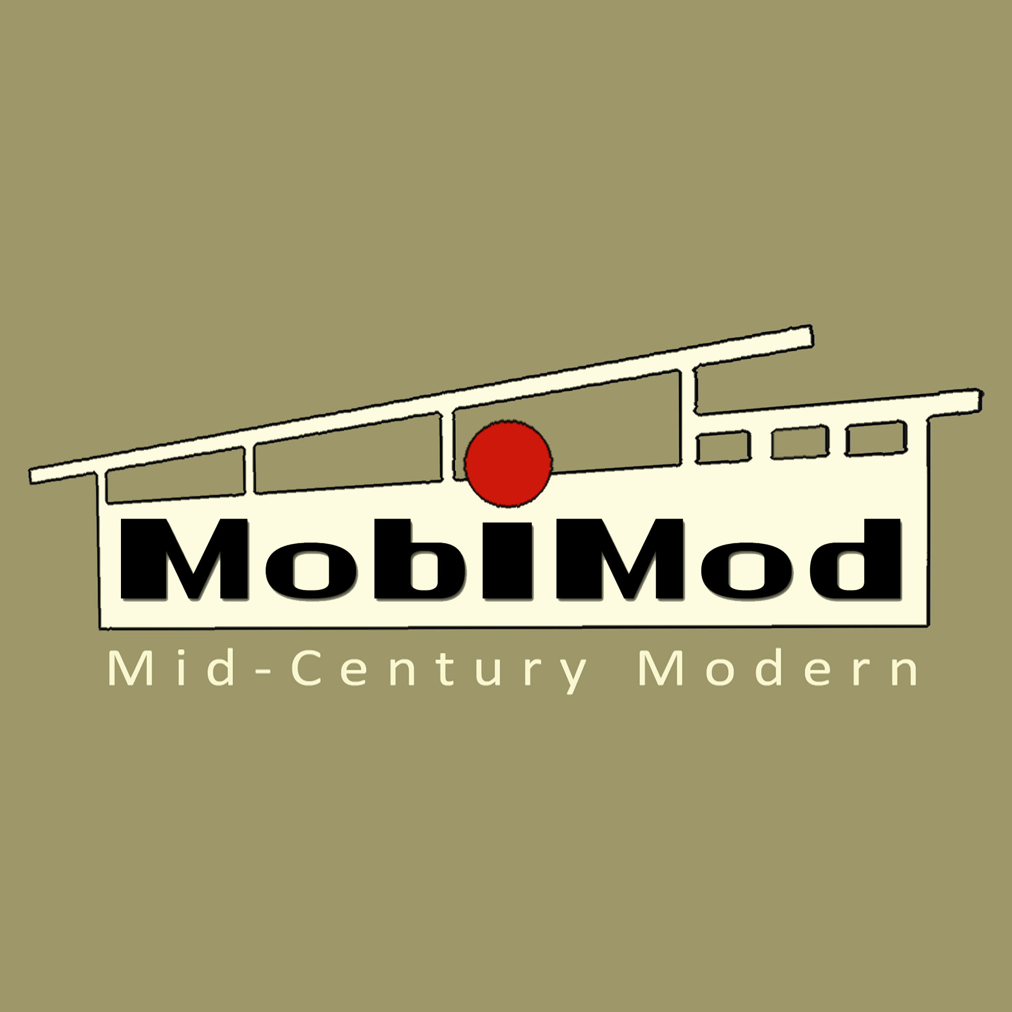 Logo for Mobi-Mod vintage online shop