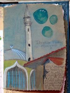 Mosque Rhodes