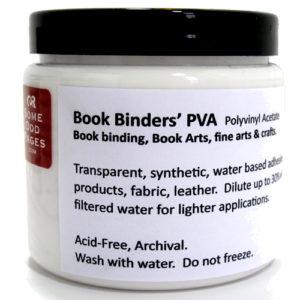 PVA bookbinders