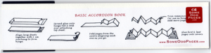 Minature Accordion Book