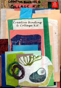 Creative Binding and Collage Kits