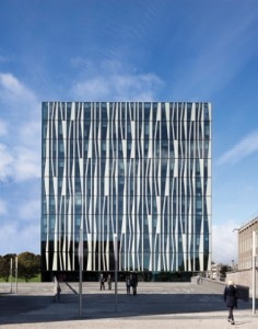 Sir Duncan Rice Library University of Aberdeen