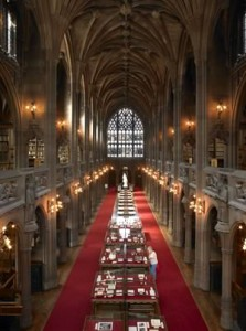 Beautiful Libraries Rylands Library Manchester