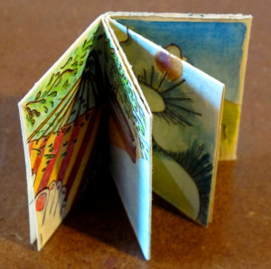 Sardinia Book Arts Meg Green