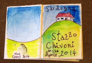 Sardinia Book Arts Meg Green Stazzo Chivoni