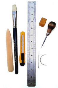 Bookbinding Tools Kit