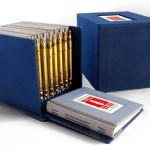 archival book box case