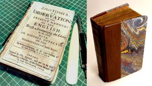 book repairs restoration