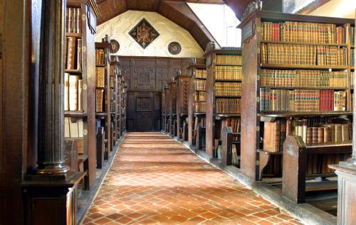Merton library